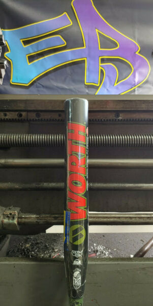 2020 Worth Krecher XL Slowpitch Softball Bat EL USSSA WRH20U (Clean or Shaved)