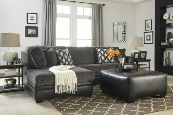 Ashley Furniture Kumasi Sofa Sectional and Chaise $950.00