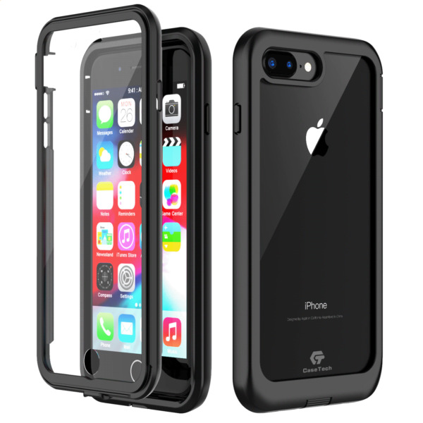 For Apple iPhone 7 8 Plus Case Cover Shockproof Waterproof w Screen Protector $14.98