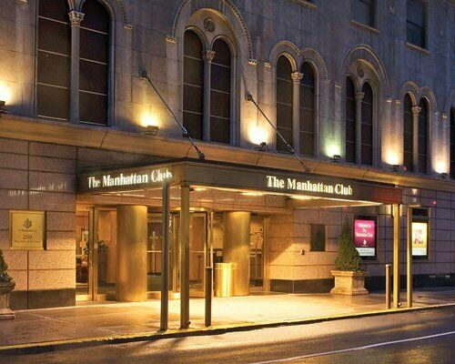 THE MANHATTAN CLUB 1 BEDROOM ODD YEAR TIMESHARE FOR SALE