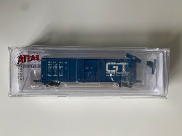 Atlas GTW Grand Trunk Western #598067 Item #50 002 151 NEW $19.99