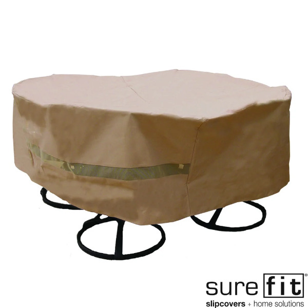 Sure Fit Outdoor Cover for Dining Table Set $43.99