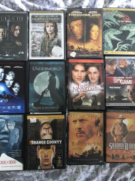 Pick your favorite MoviesTV Shows lot sale $1.00 each!!