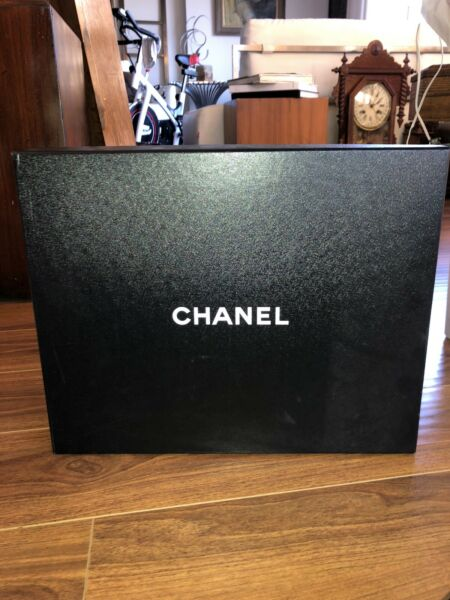 Authentic Chanel Large Box
