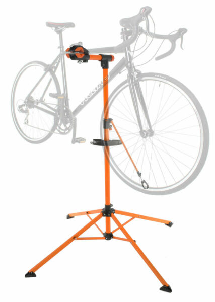 Conquer Portable Home Bike Repair Stand Adjustable Height Bicycle Stand $69.95