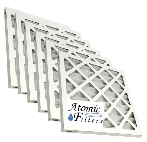 18x18x1 Merv 13 Allergy Elite Pleated Geothermal Furnace Filter Case of 6 $69.95