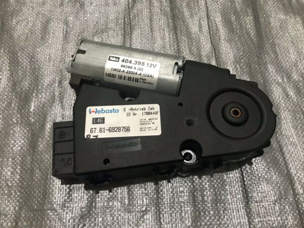2002 2006 Mini Cooper Sunroof Motor $45.00