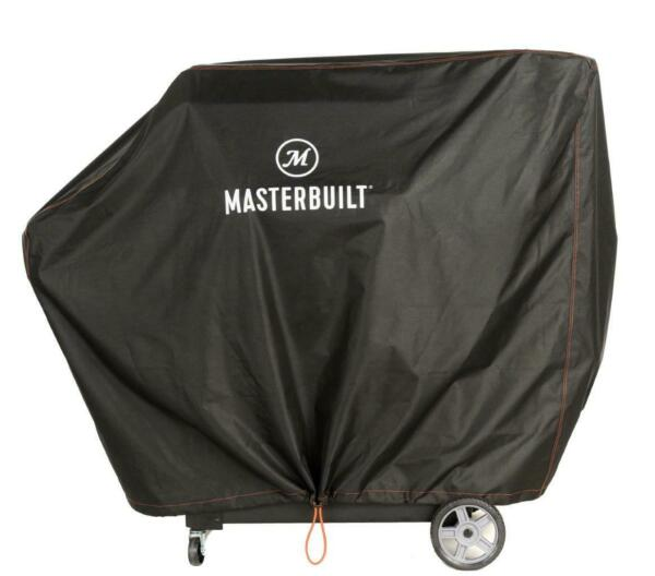 Gravity Series™ 1050 Charcoal Grill Smoker Cover Black NEW