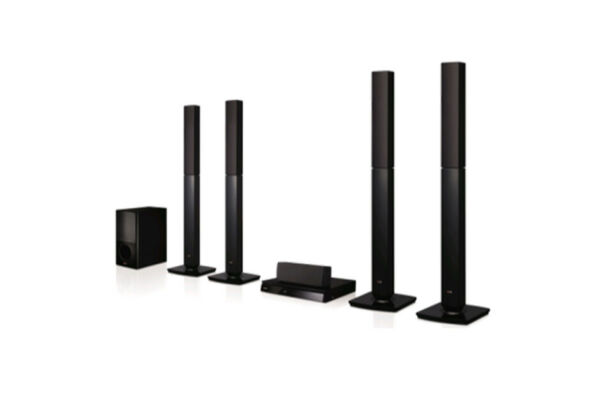 LG LHD657 Bluetooth Multi Region Free 5.1-Channel Home Theater System 1000 Watt