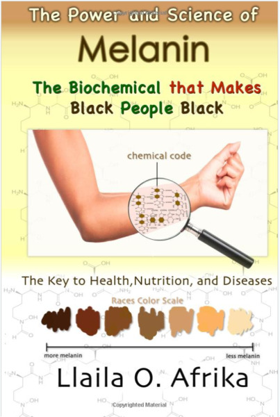 The Power and Science of Melanin: Biochemical that Makes Black People Black $20.00