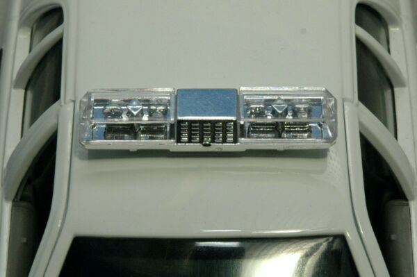 QTY. 5 1 24 1 25 scale Streethawk Light Bar For Model Police and Fire vehicles