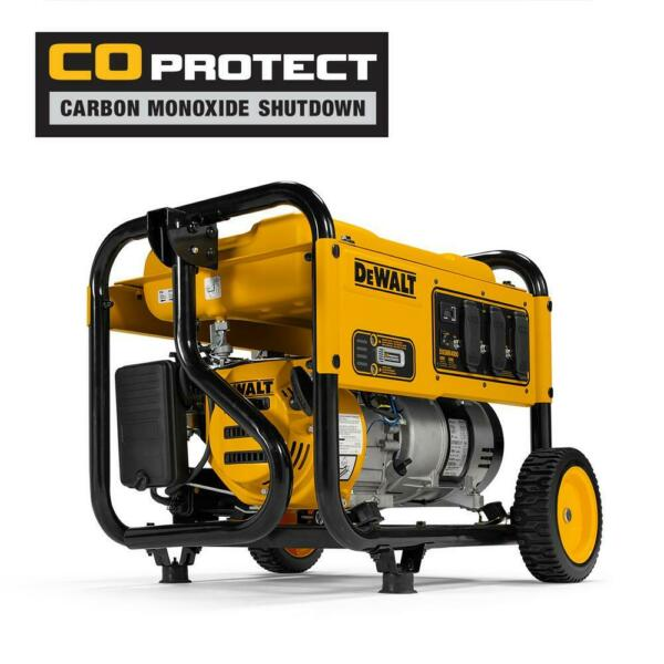 DeWALT DXGNR4000 4000 Watt Portable Generator certified refurbished 50 ...