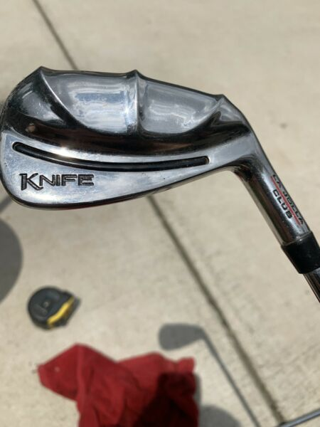 """Driving Iron La Jolla Knife Precision Rifle Steel Shaft Frequency Matched 40"""""""