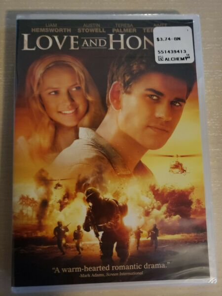 Love and Honor DVD 2013 $5.00