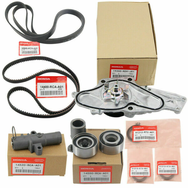 Timing Belt & Water Pump Kit For HONDAACURA Accord Odyssey V6 Parts