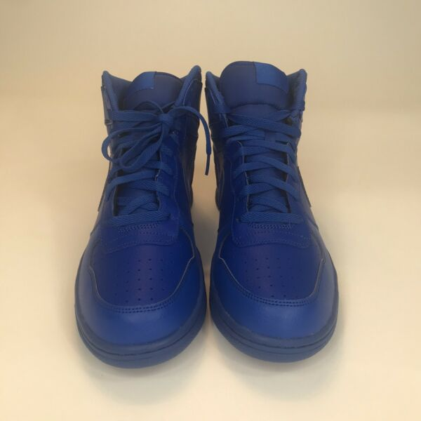 Nike Mens Basketball Shoes Blue 336608 440 Athletic Sport Sneakers 11 New