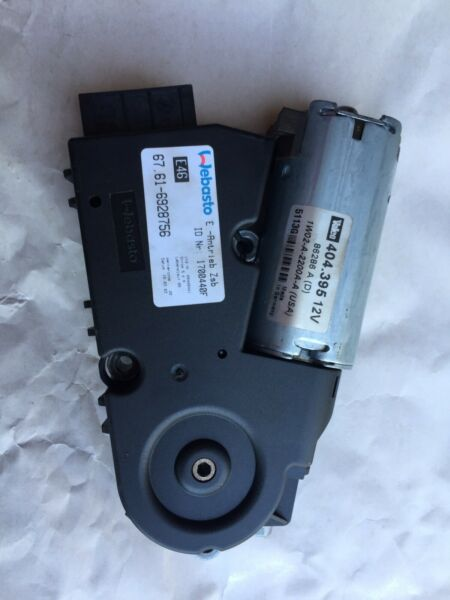 2002 Mini Cooper Sunroof Motor C $30.00