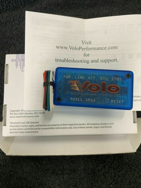 Volo Performance VP12 Performance Chip 2000 2005 Mitsubishi Eclipse 2.4L 3G