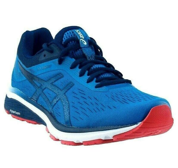 ASICS CT-1000 7 men's running shoes size 11.5 race blue/peacoat 1011A042-400