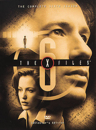 The X Files The Complete Sixth Season