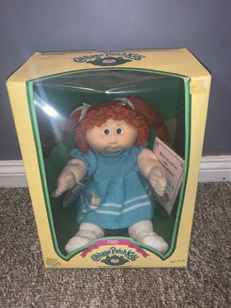 cabbage patch dolls vintage