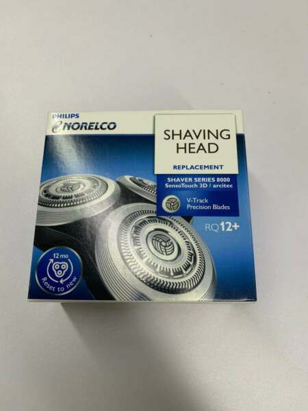 Norelco Philips Rq12+ Replacement Shaver Head for Series 8000 and Arcite