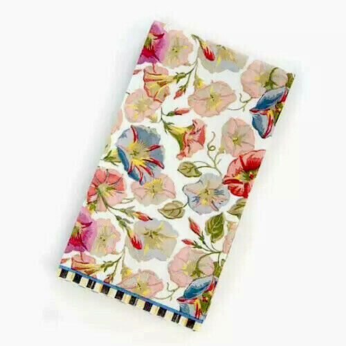 Mackenzie Childs Morning Glory Paper Napkins Guest NEW