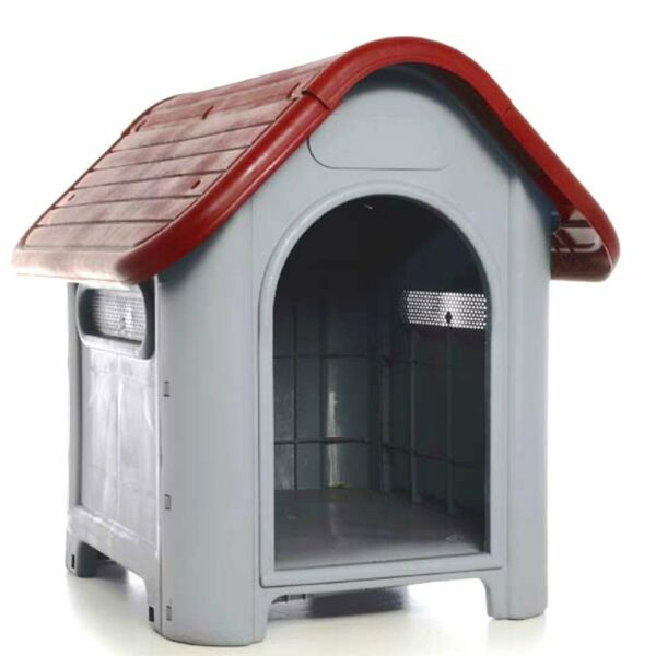 LavoHome All Weather Doghouse Puppy Shelter Pet Dog House Portable Waterproof... $49.95