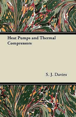 Heat Pumps and Thermal Compressors $32.79