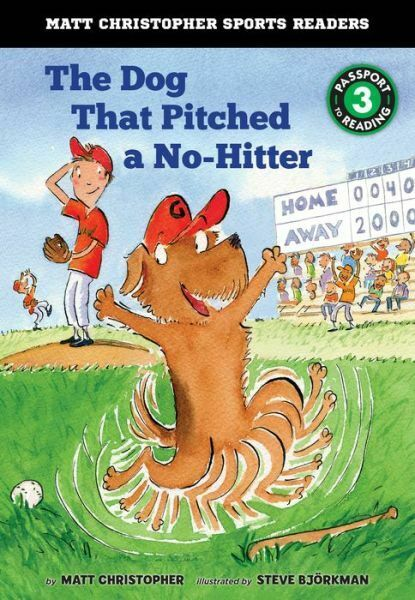 The Dog That Pitched a No Hitter $20.80