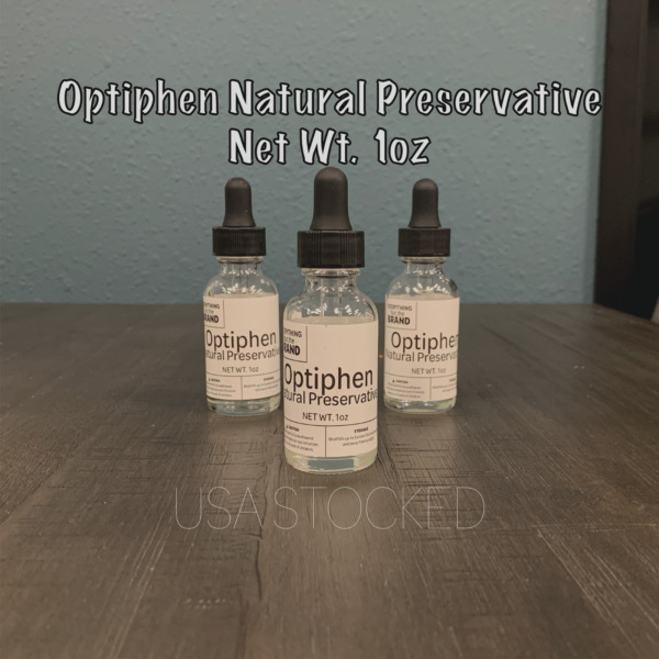 Optiphen Natural Preservative 100% Pure and Natural for Moisturizers Lotions $8.99