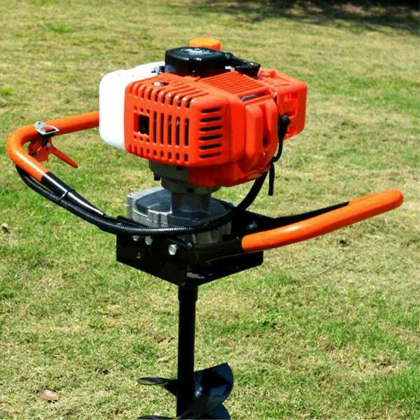 52CC 2 stroke 2.2HP Earth Auger Power Head Gas Powered Post Hole Digger Machine