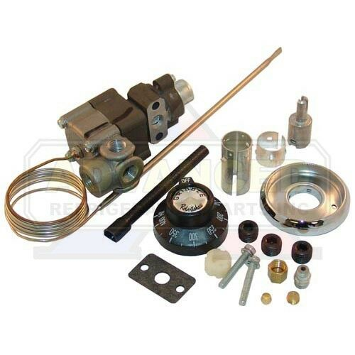 46 1027 Series Commercial Gas Thermostat Griddle VULCAN 802116 1 $159.00