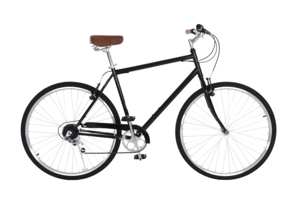 Vilano City Bike Men#x27;s 7 Speed Hybrid Retro Urban Commuter $249.00