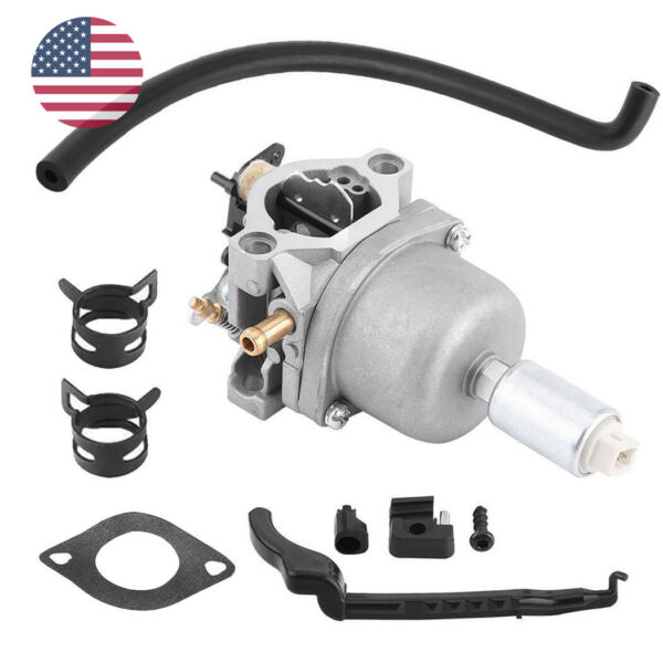 Carburetor For Craftsman 17.5hp riding mower For Briggs amp; Stratton 793224 698445
