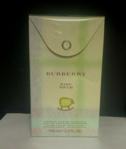 Burberry Burberry Baby Touch EDT Alcohol Free Spray 3.3 oz 100 ml New amp; Sealed $59.11