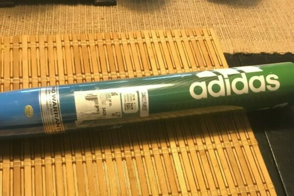 ADIDAS MELEE 25 OZ 2 PIECE BALANCED SENIOR SOFTBALL BAT NEW IN WRAPPER