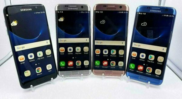 Samsung Galaxy S7 Edge 32GB Verizon ATamp;T Unlocked Excellent Fair Condition