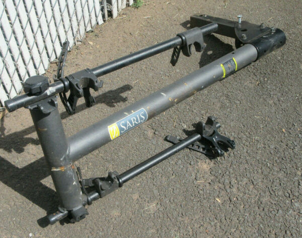 Bike Rack for Car SUV Truck SARIS Two Bike Trailer Hitch LOCAL PICKUP $250.00