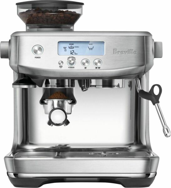 Brand New Breville the Barista Pro Brushed Stanless Steel
