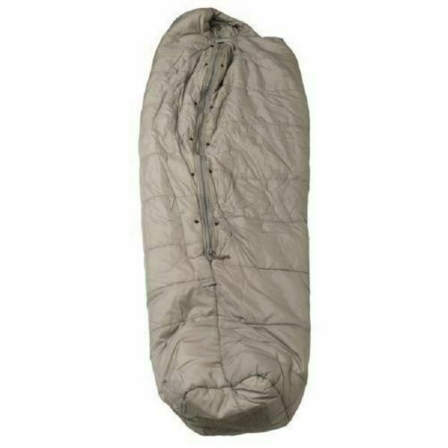 Sleeping Bag US Army Intermediate Cold Weather Urban Gray Military USA Made