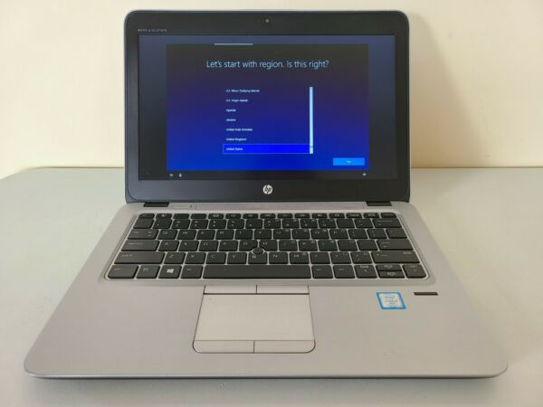 HP EliteBook 820 G4 12.5quot; 2.6GHz i5 7300u 16GB 256GB SSD WARRANTY FAST SHIP