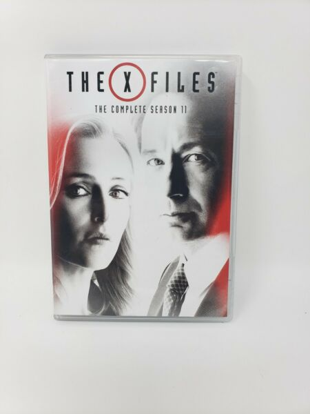The X Files: The Complete Eleventh Season Used Very Good DVD Dolby Ships Free