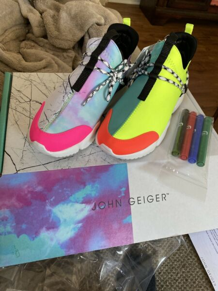 John Geiger 002 Low What The Size 8