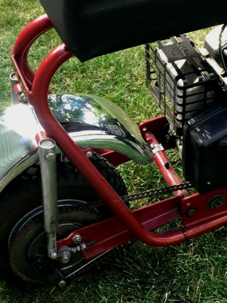 195 cc BONANZA MINI BIKE MINIBIKE Vintage Taco Bird Whizzer Rupp Indian $1500.00