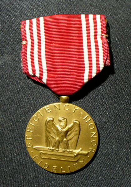 US Military For Good Conduct Medal