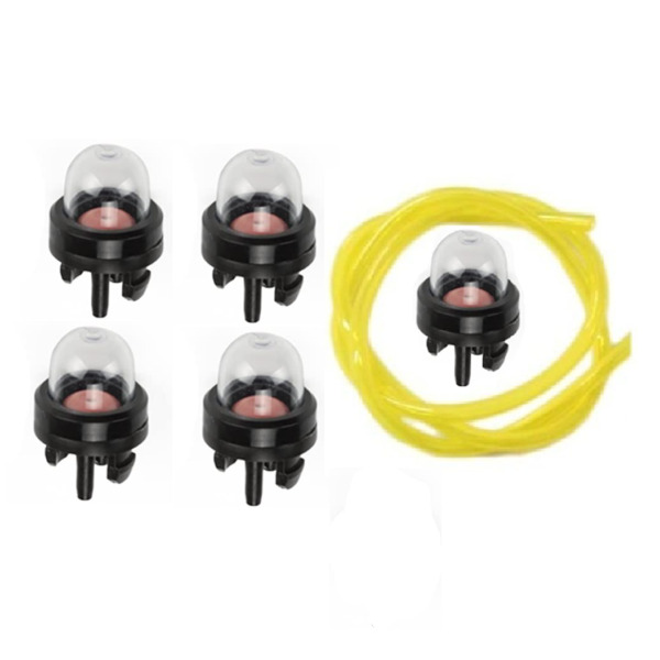 5X Snap In Primer Bulbs Pump For Toro Craftsman MTD Blower Weedeater Chainsaw