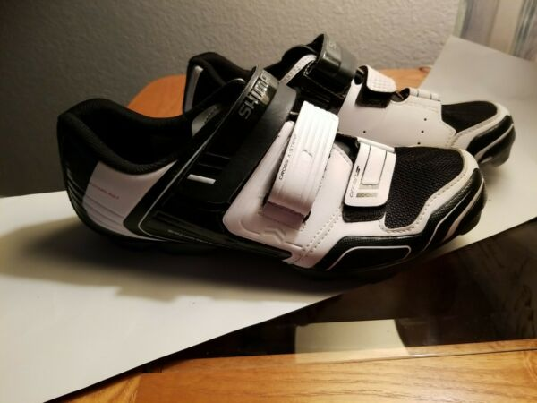 Shimano shoes size 8.3 pre owned riding shoes $39.00