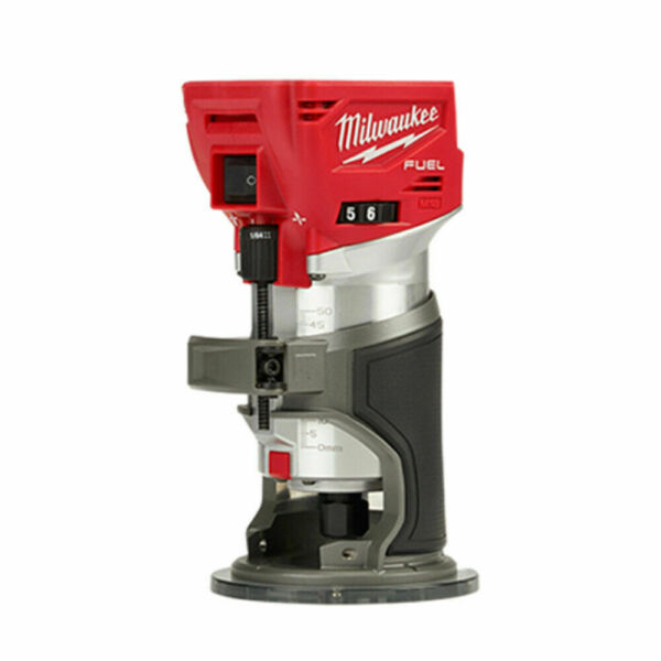Milwaukee 2723 20 M18 FUEL™ Compact Router Bare Tool