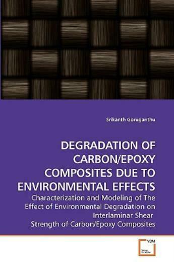 Degradation Of Carbon Epoxy Composites Due To Environmental Effects $75.24